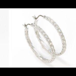 115fee546eea0 Swarovski Jewelry   Bnib Fluorescent 2 Pc Earrings Ring Set   Poshmark